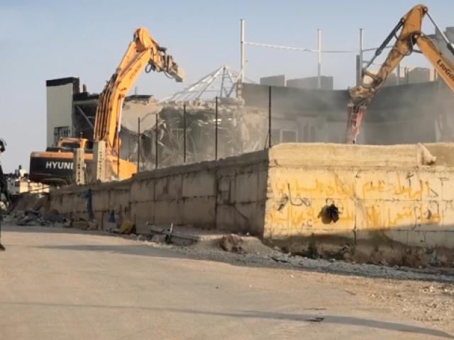İsrail binlerce Filistinliyi evsiz bıraktı
