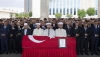 Şehit Türk diplomat Köse son yolculuğuna uğurlandı
