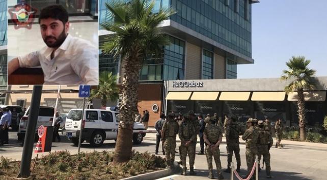 Erbildeki saldırının faillerinden birinin kimliği belli oldu