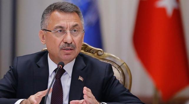 Cumhurbaşkanı Yardımcısı Oktay: Türkiye, Doğu Akdenizdeki arama faaliyetlerine devam edecek