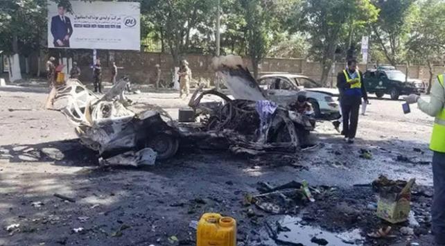 Afganistanda Kabil Üniversitesi yakınında patlama: 8 ölü