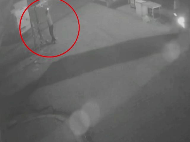 Polise silahlı saldırı şüphelisi yakalandı