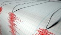 Yunanistan'da 5 şiddetinde deprem