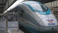 Hızlı trenle yolcu ve yük taşımacılığı için projeler geliştiriliyor