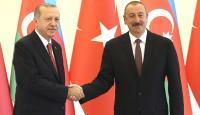 Cumhurbaşkanı Erdoğan, Azerbaycan ve Gana liderleriyle görüştü