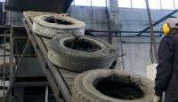 38 milyon atık lastik geri dönüşümle yeniden hayat buldu