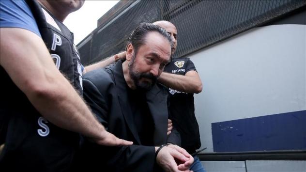 Adnan Oktar suç örgütüne yönelik iddianame kabul edildi