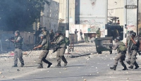 İsrail güçleri 13 Filistinliyi yaraladı