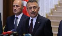 Cumhurbaşkanı Yardımcısı Oktay, Kıbrıs Barış Harekatı'nın 45. yıl dönümünü kutladı