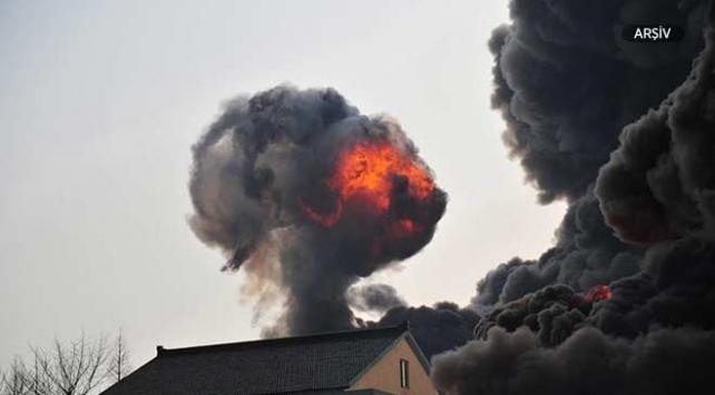 Çinde kömür gazlaştırma tesisinde patlama: 10 ölü, 19 yaralı