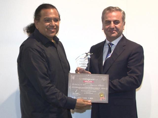 TRT'ye en iyi 'Çevreci Medya Ödülü'
