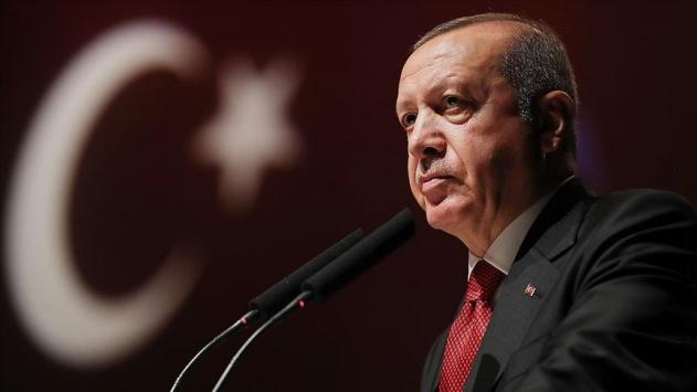 Cumhurbaşkanı Erdoğandan şehit ailelerine taziye telefonu