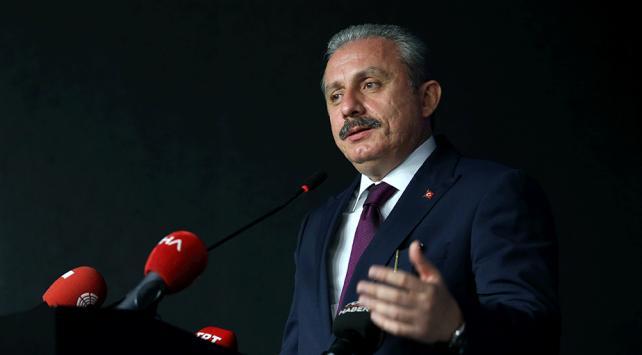 TBMM Başkanı Şentop: İttifaklar milletten onay alıyor, koalisyonlar almıyor