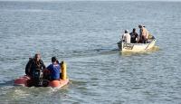 Manisa'da teknenin alabora olmasıyla kaybolan 2 kişinin cansız bedeni bulundu