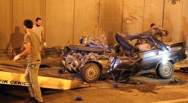 Konyada trafik kazası: 7 ölü