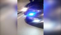 Polis çakarı ve sireni kullanan sürücüye 2 bin 4 lira ceza