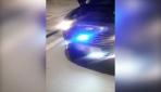 Polis çakarı ve sireni kullanan kadın sürücüye 2 bin 4 lira ceza