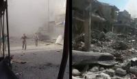 İdlib'e hava saldırısı: 17 sivil hayatını kaybetti