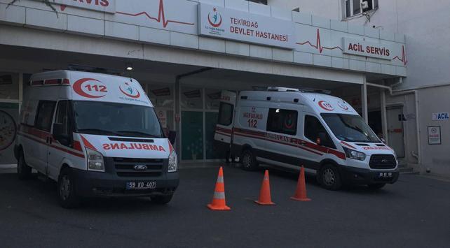 Yedikleri dönerden rahatsızlanan 45 kişi hastanelik oldu