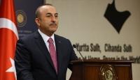 Bakan Çavuşoğlu: ABD hasmane tutum sergilerse karşı adımlar atarız