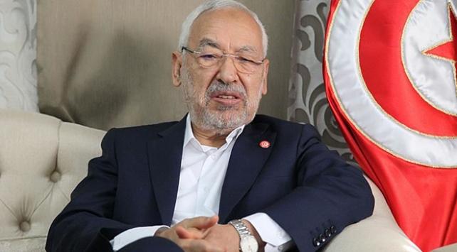 Gannuşi başkent Tunustan birinci sıra milletvekili adayı
