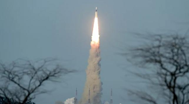 Hindistan, Chandrayaan-2yi uzaya gönderdi