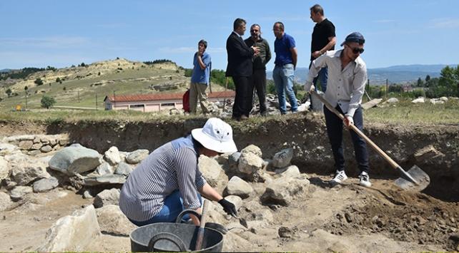 Pompeiopolis Antik Kentinde 2019 yılı kazı sezonu başladı