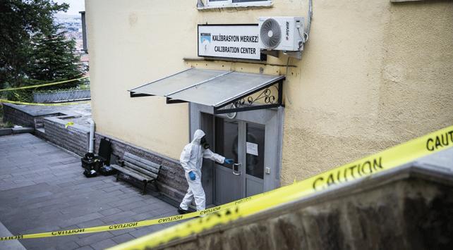 İçinde civa bulunan cam fanus yere düştü, 11 kişi hastanelik oldu