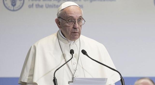 Papa İdlib konusunda endişeli