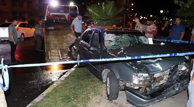 Orduda otomobil yayalara çarptı: 2 ölü, 1 yaralı