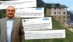 Ünlü akademisyen evini sosyal medya imecesiyle yaptırıyor