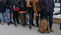 Edirne'de 10 göçmen yakalandı