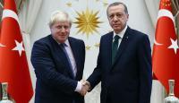 Cumhurbaşkanı Erdoğan'dan İngiltere'nin yeni başbakanı Johnson'a tebrik