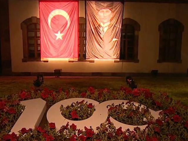 İzcilerden Erzurum Kongresi'nin 100. yılına özel kamp