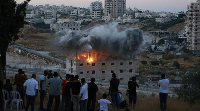 Dışişlerinden İsrailin Doğu Kudüsteki yıkımlarına tepki