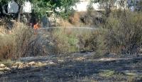 Antalya'da yangın: 20 dönüm arazi zarar gördü