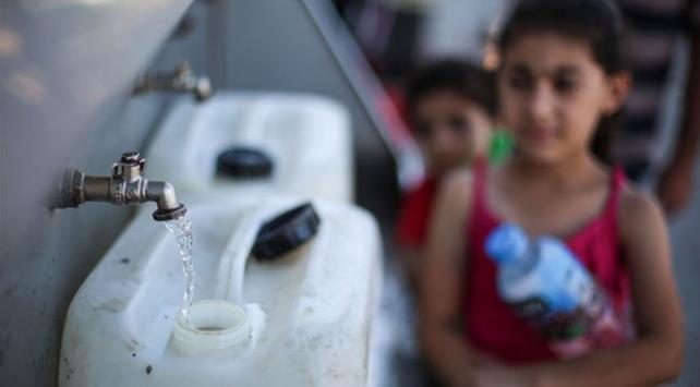 Gazzede su krizi tehlikeli boyutlara ulaştı