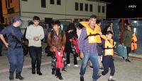 Çanakkale'de 50 göçmen yakalandı