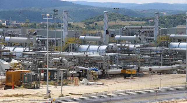 TürkAkım'da ilk gaz aktarımı için kritik eşik aşıldı
