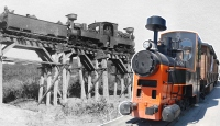 Kağıthane'nin asırlık demir yolu: Haliç-Karadeniz Sahra Hattı