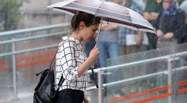 İstanbul ve Kocaeli için yağış uyarısı