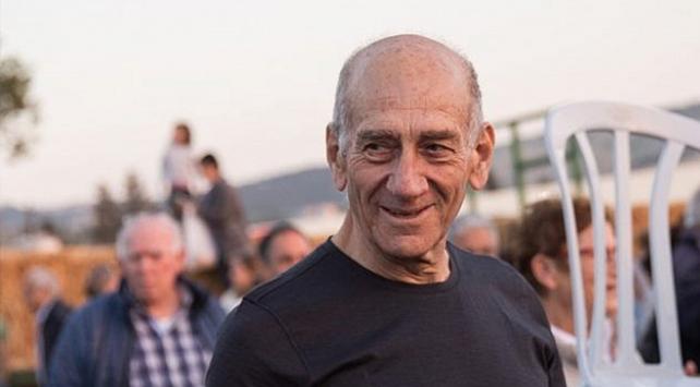 Ehud Olmert gözaltına alınabileceği korkusuyla ziyaretini iptal etti