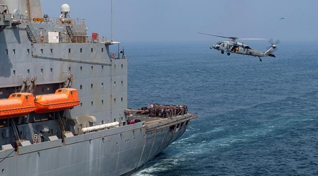 İngiltereden İrana karşı donanma önlemi