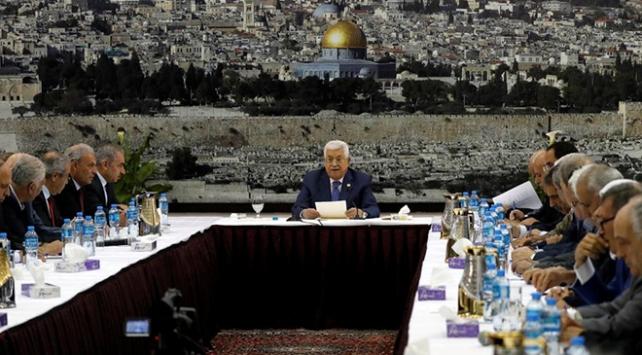 Filistin İsraille güvenlik koordinasyonunu da askıya aldı