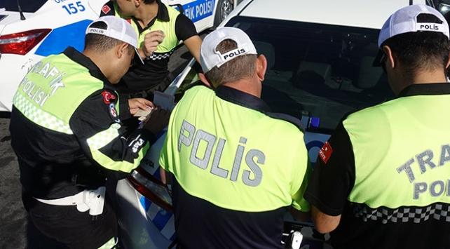Drift yapan sürücülere 10 bin 20 lira ceza