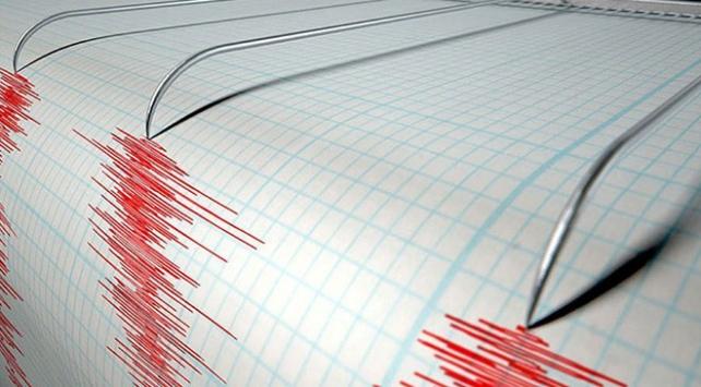 Endonezyada 4,4 büyüklüğünde deprem