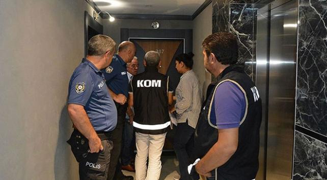 Türkiye genelinde aranan 699 kişi yakalandı