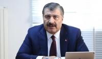 Sağlık Bakanı Koca'dan halk ozanı Nurşani'nin tedavisine destek