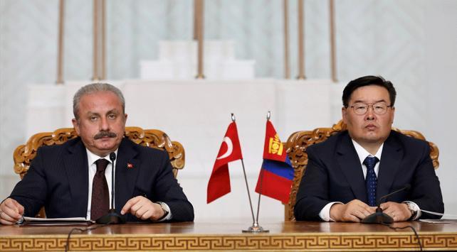 TBMM Başkanı Şentop: FETÖ Moğolistan için de tehlike oluşturuyor