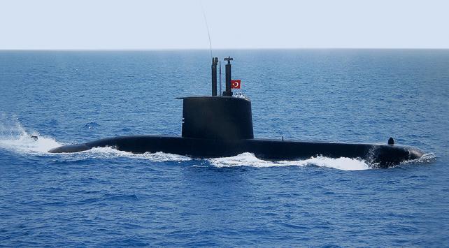 Denizaltıların haberleşme sistemi ASELSANdan